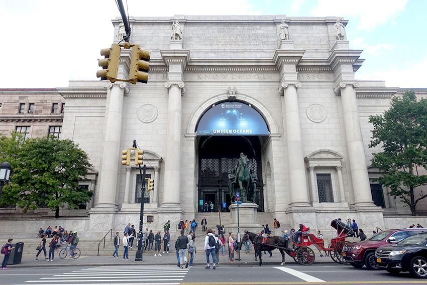 Musée new-York