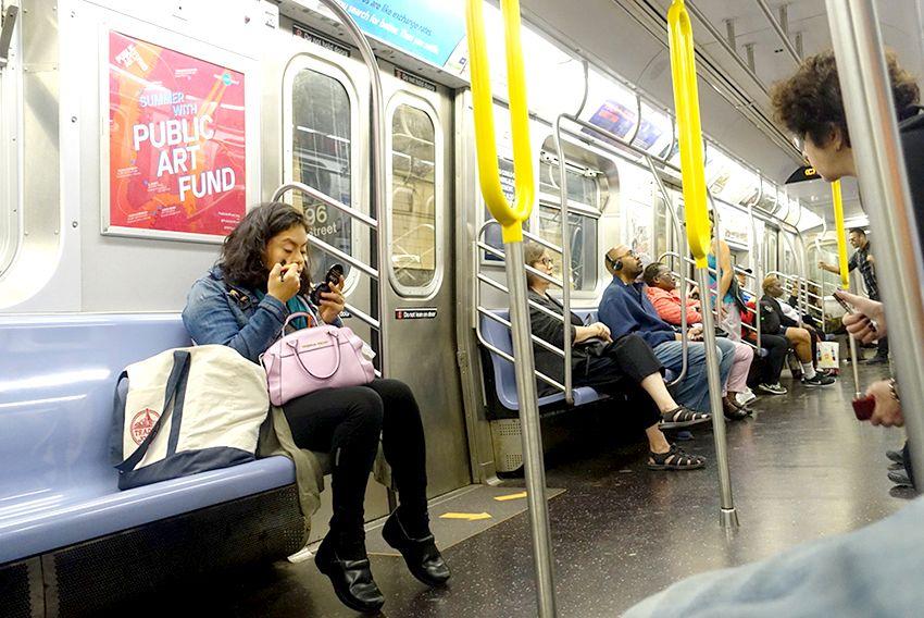 Metro New-York