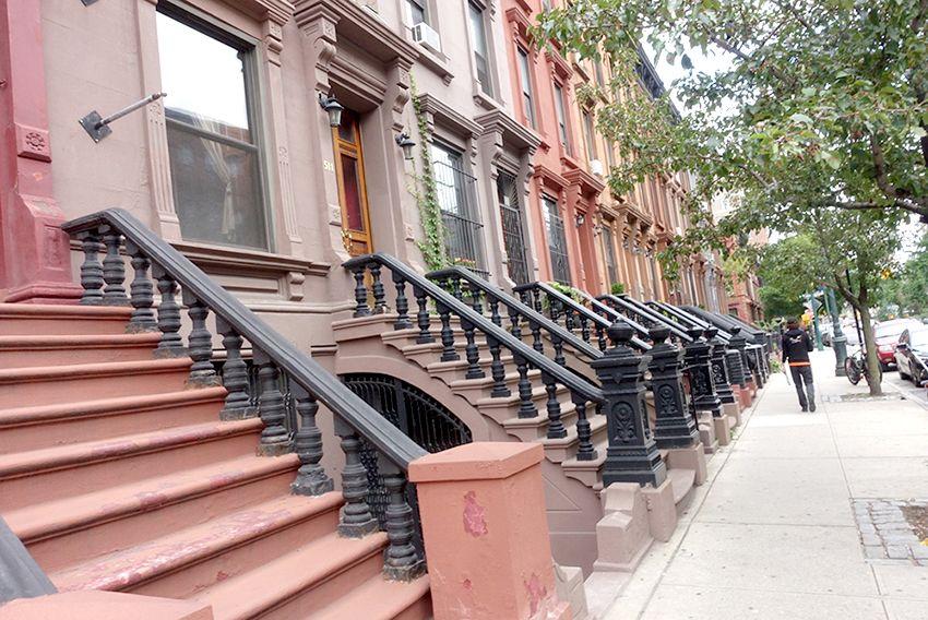 New-York dans les séries