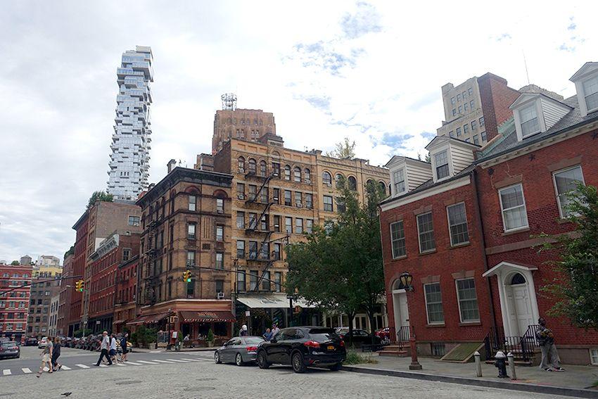 Tribecca New-York