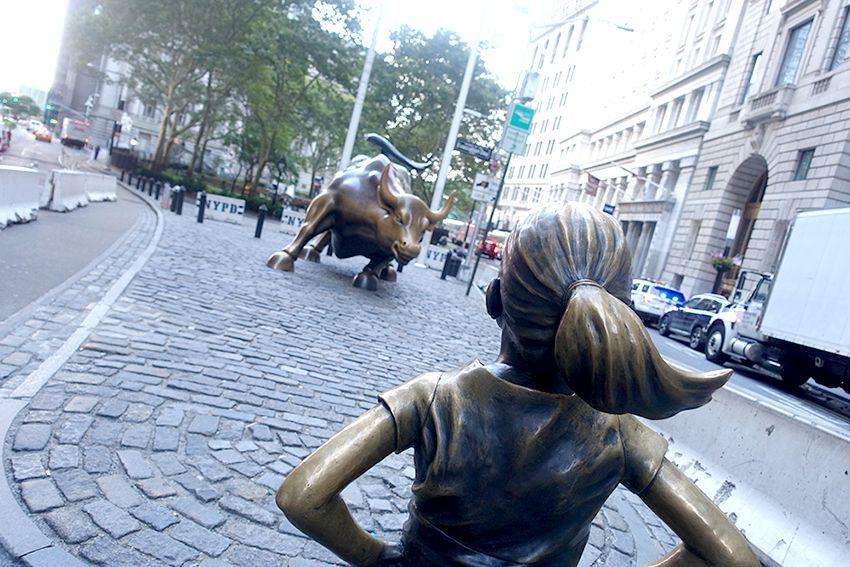Taureau de Wall Street