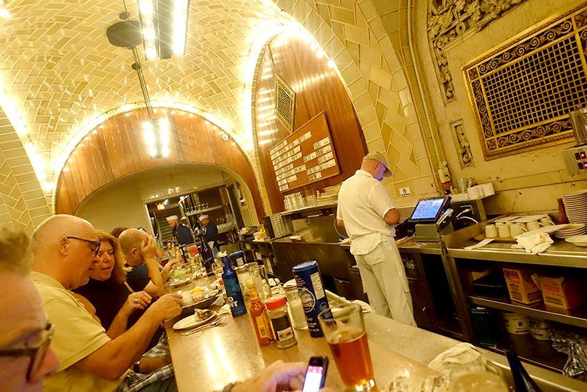 Bar à Huitres New-York