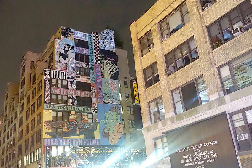 Graf New-York
