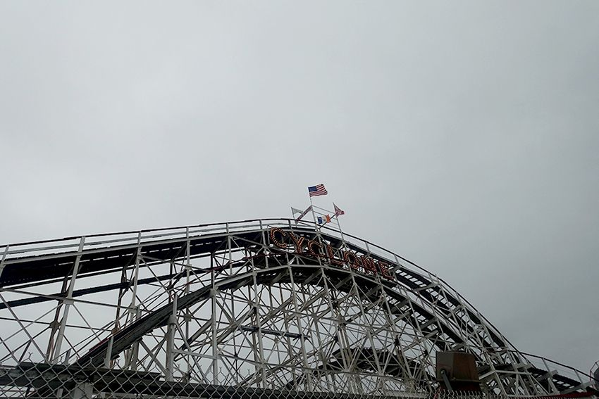 Cycole Coney  Island