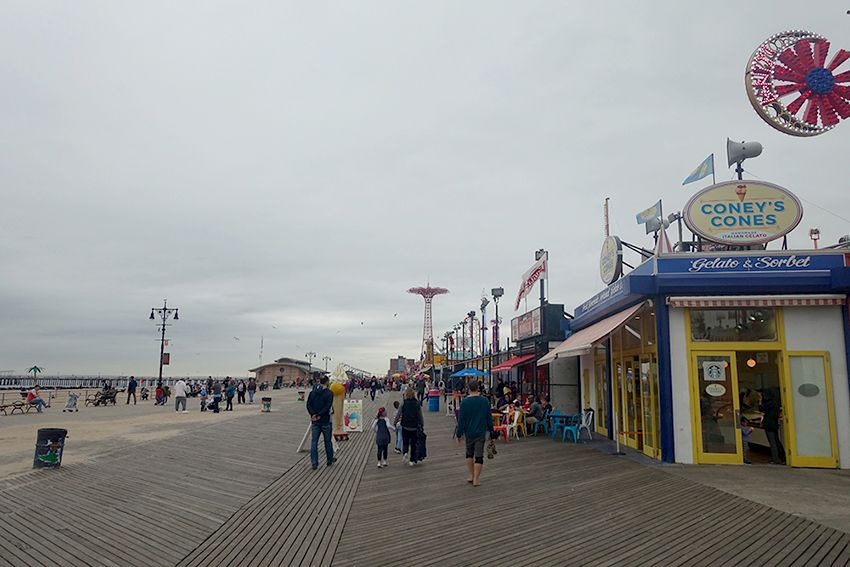 Cony Island - Insolite à New-York