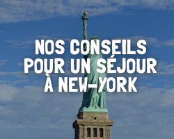 Conseils New-York
