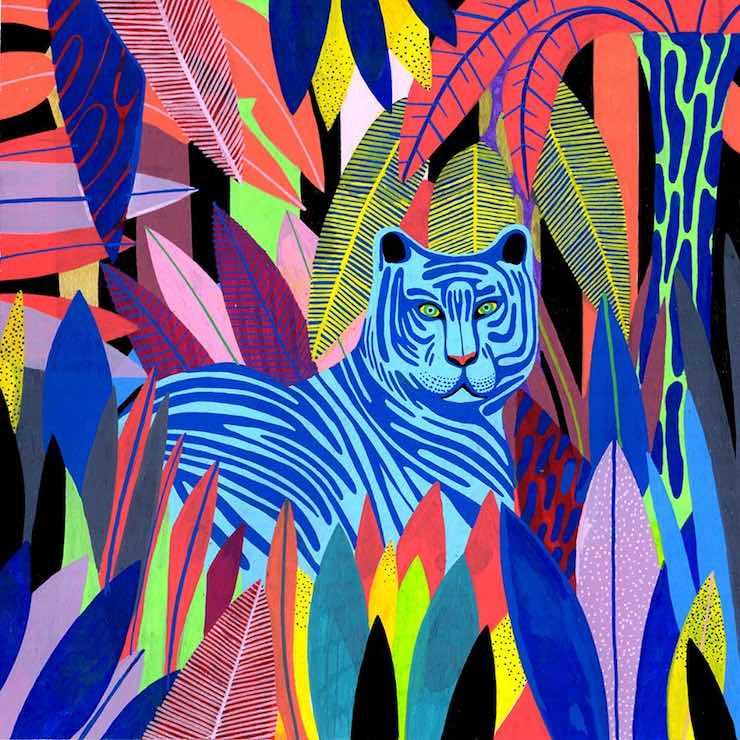 tigre Orane Sigal