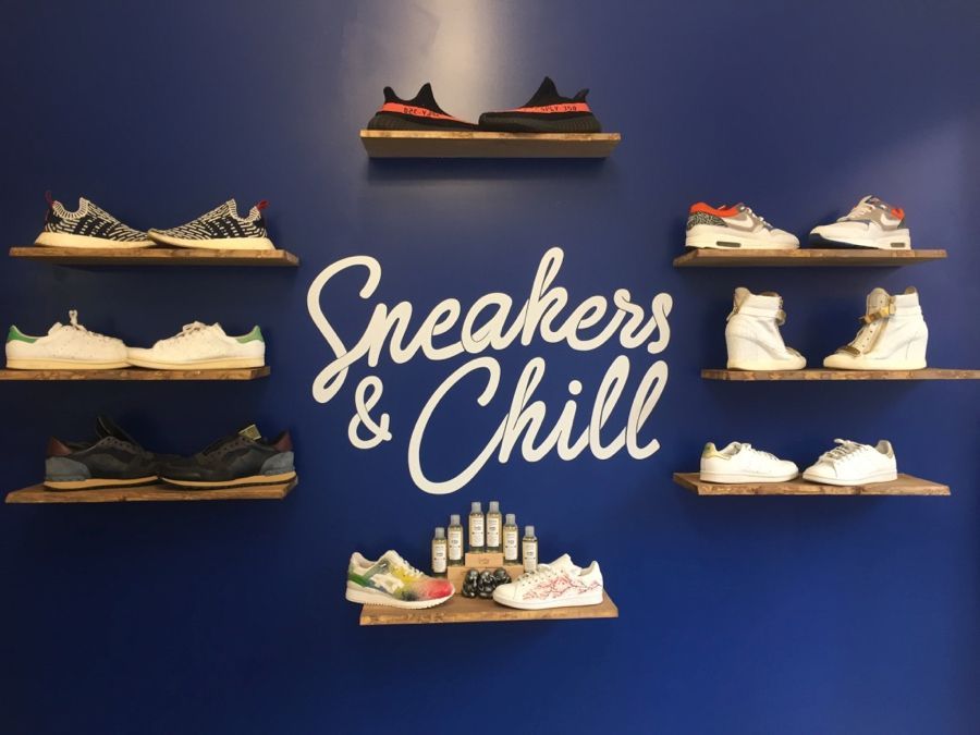 Boutique Sneakers and Chill Lyon