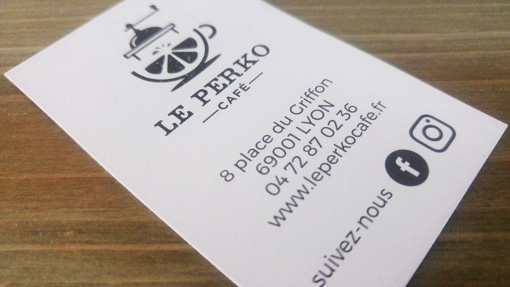 perko café place du griffon