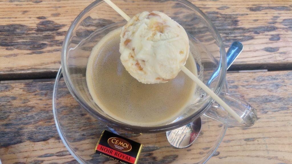 affogato perko café lyon