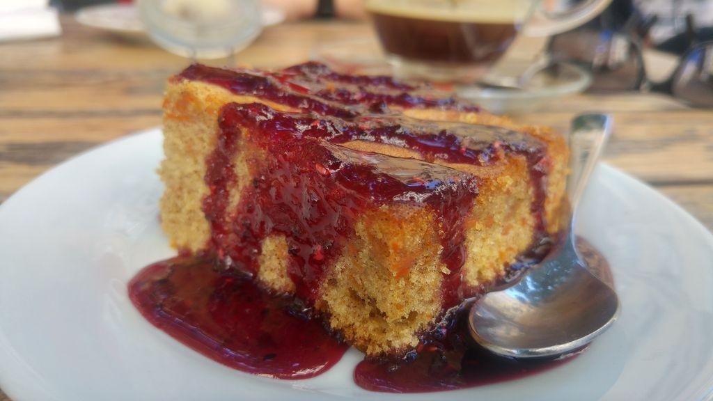 carrot cake perko