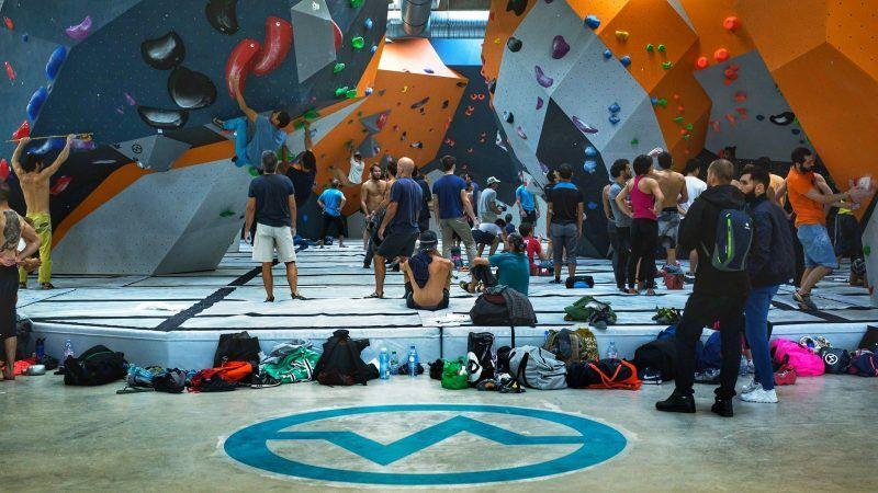 Salle escalade Lyon