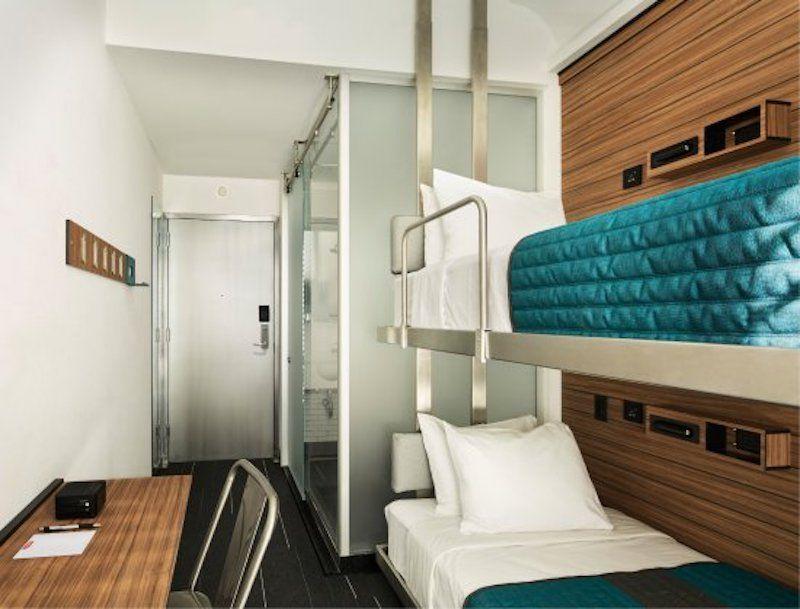 Hotel Pod New-York