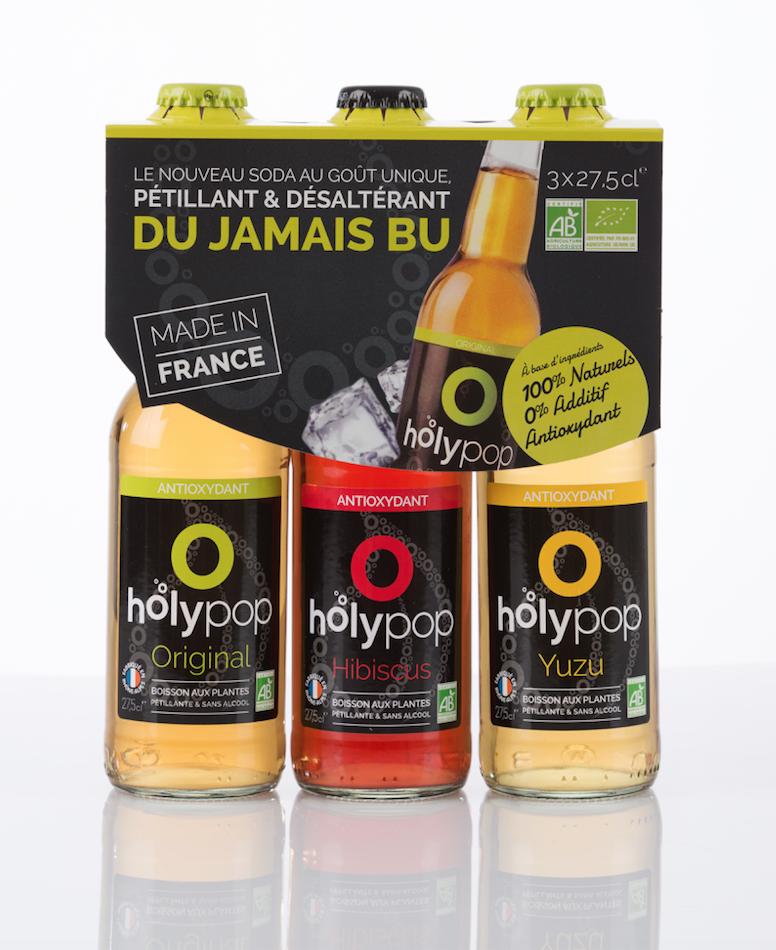 Holypop le saint Soda