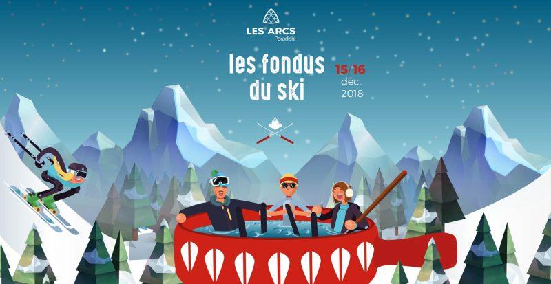 Fondus du ski