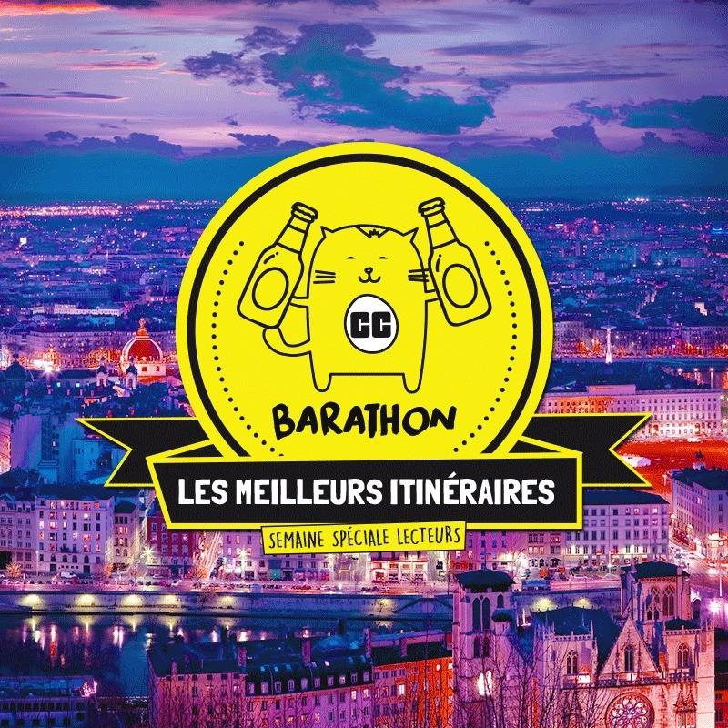 Meilleurs itinéraires pour un tournée des bars à Lyon