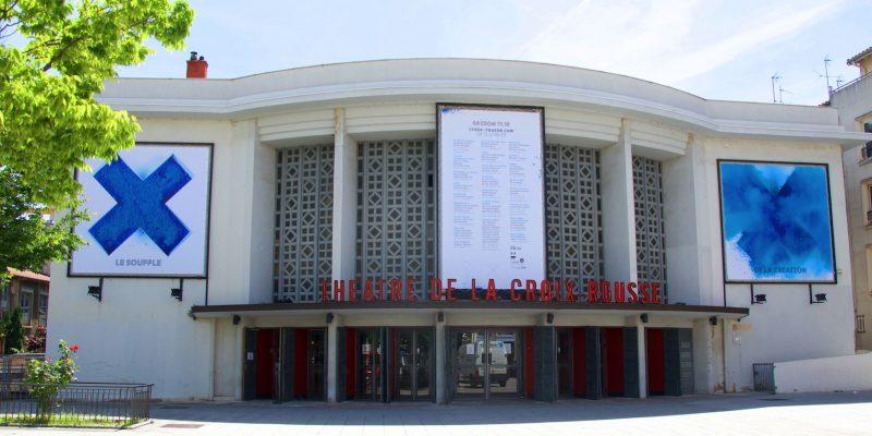 Le Théâtre de la Croix-Rousse