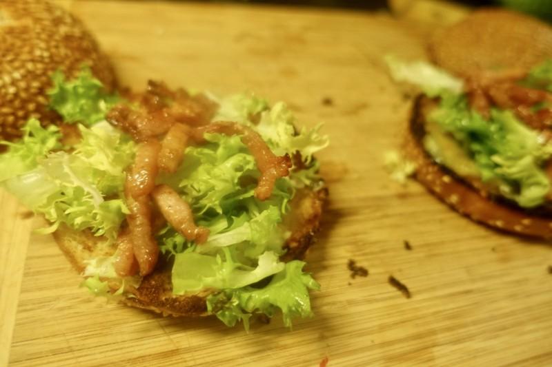 Burger Lyonnais