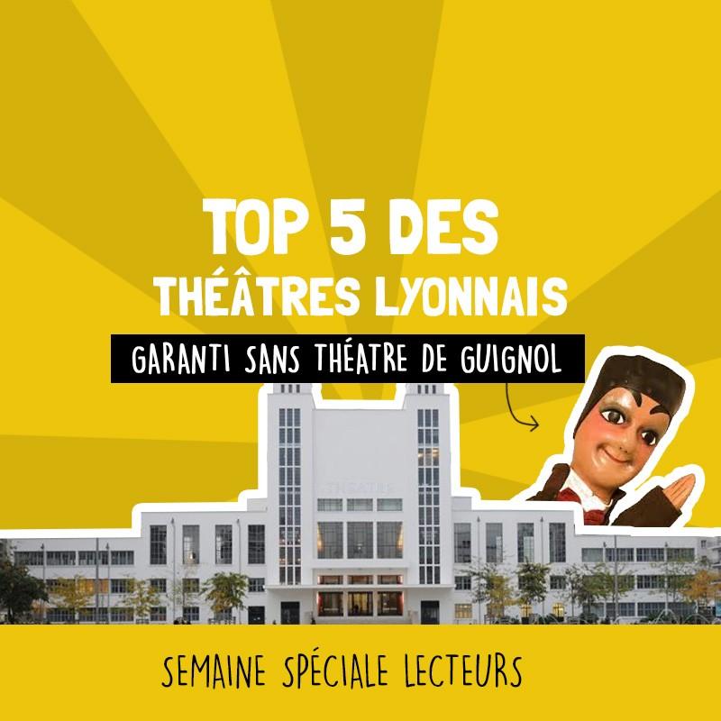 Les Meilleurs théâtres de Lyon