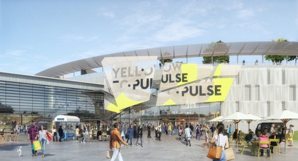 Yellow Pulse Lyon