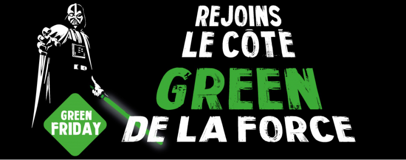 Green Friday affiche
