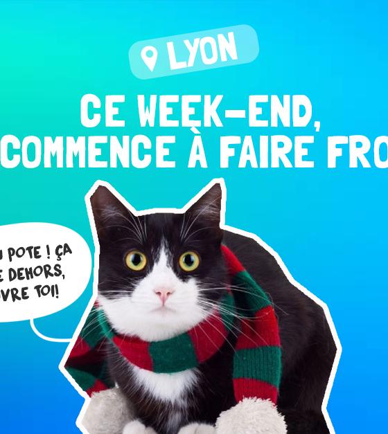 Que faire à Lyon ce weekend