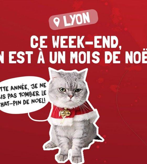 Que faire à Lyon ce weekend ?