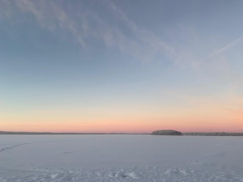 Nature en Laponie