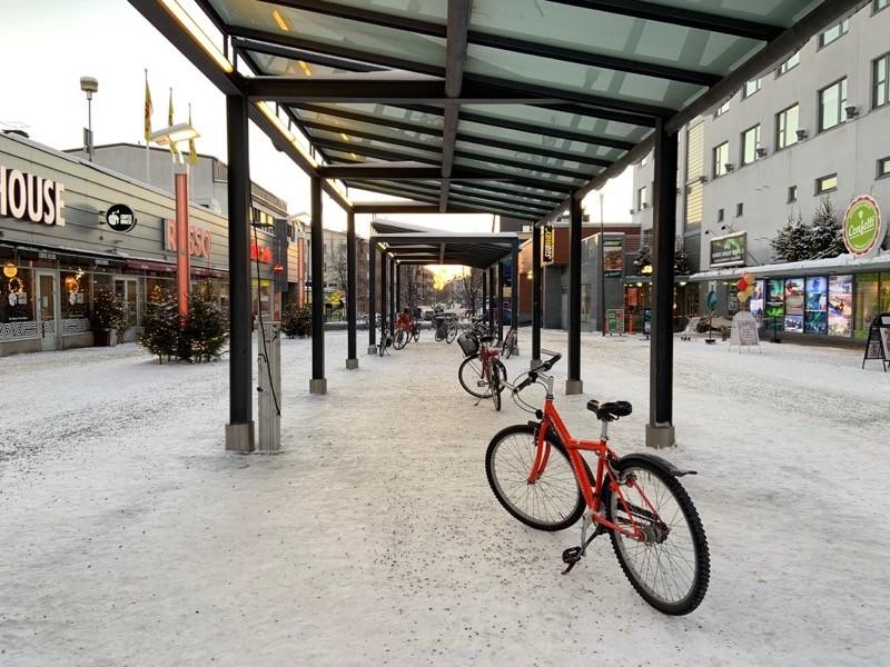 Rue de Rovaniemi