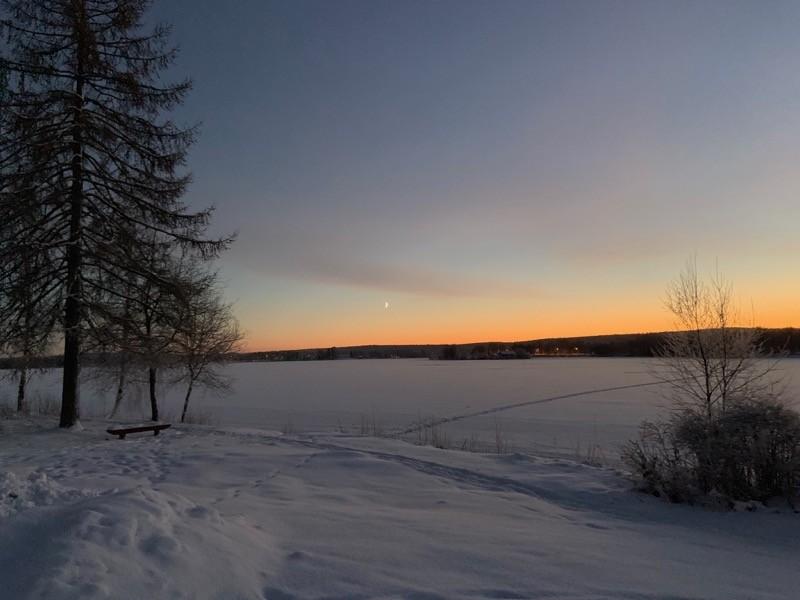 Crepuscule Rovaniemi
