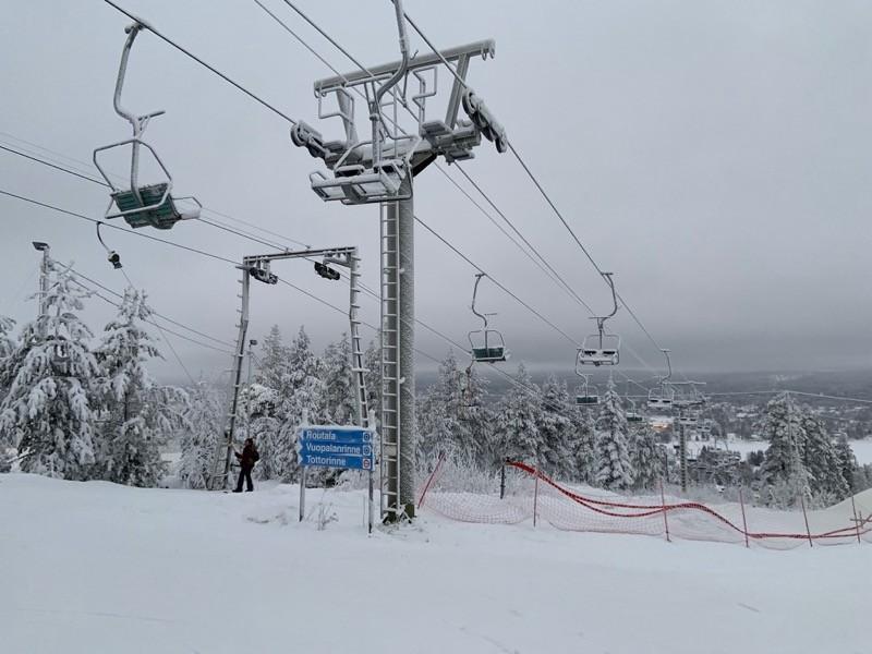 station de ski Lanonie