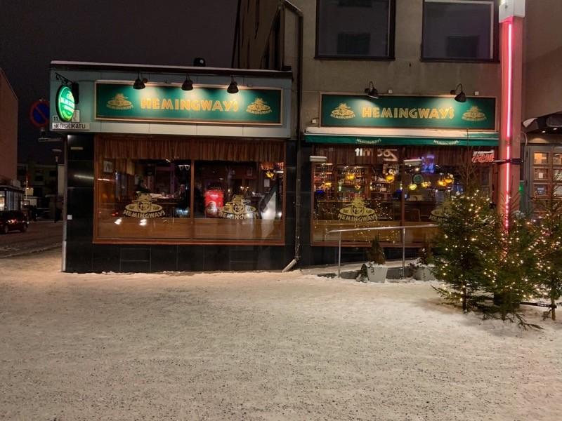 bar à Rovaniemi