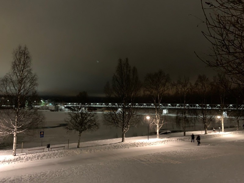 Nuit Polaire Rovaniemi