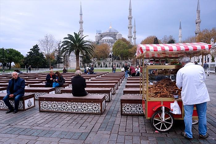 Sultan-Ahmet city guide Istanbul