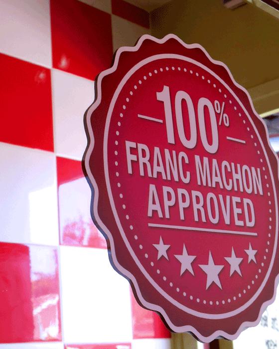 Franc Machon lyonnais Lyon Citycrunch