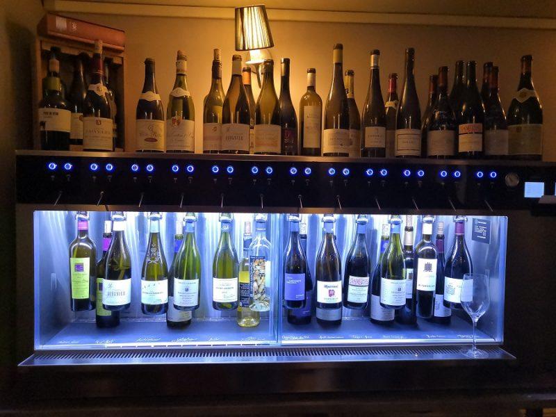 Bar à vin autour d'un verre Lyon CityCrunch