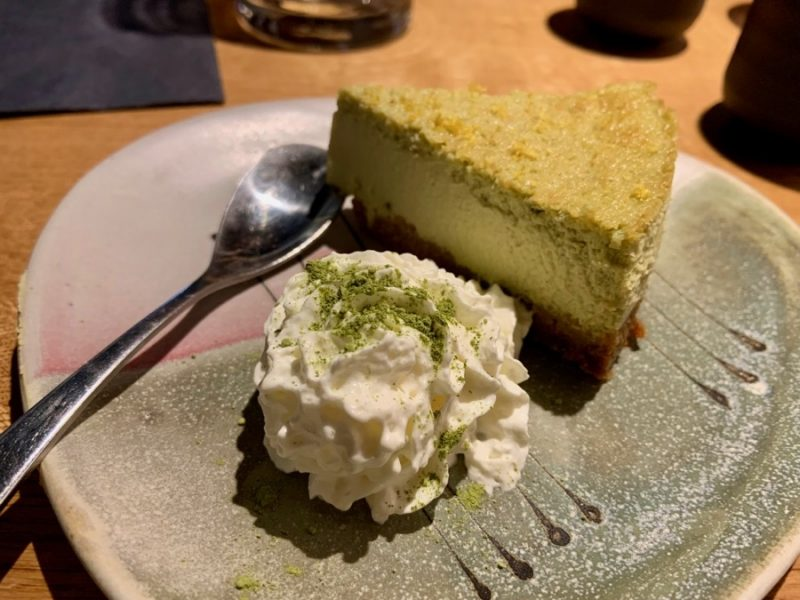 Kuro Goma : Cheese cake