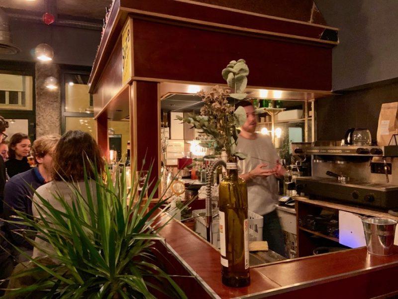 Bar The Minibar