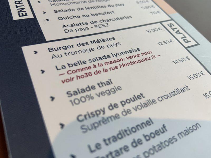 Carte Ho36 La Plagne