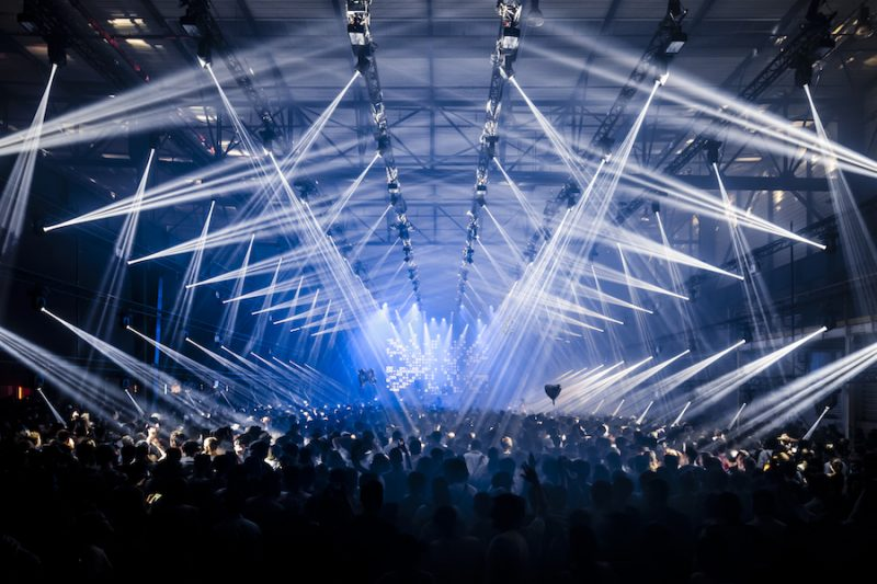 Programmation Nuits Sonores 2019