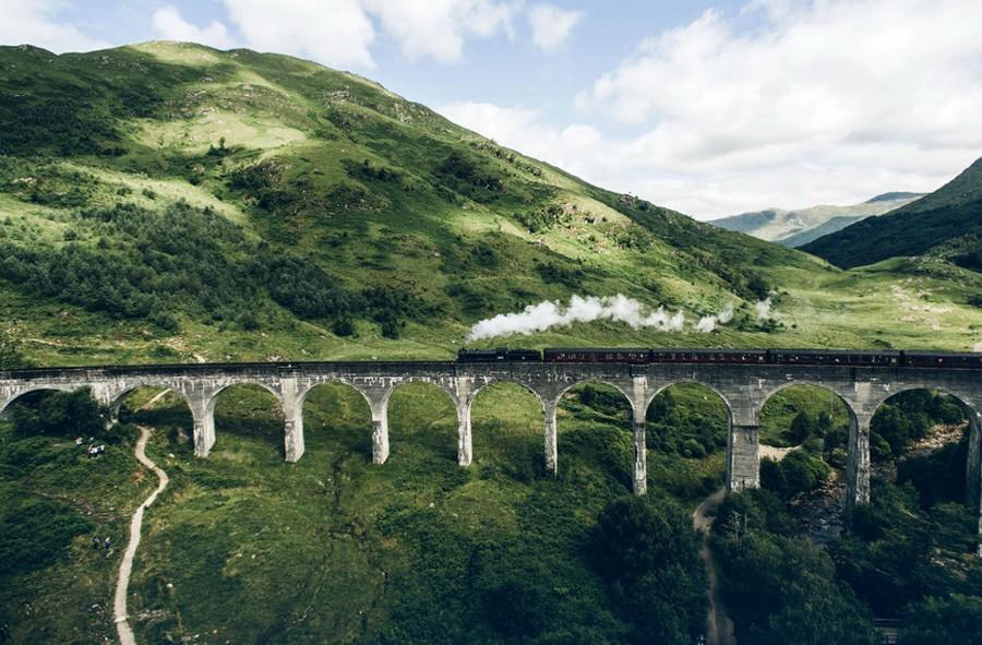 Lieux de tournage Harry Potter