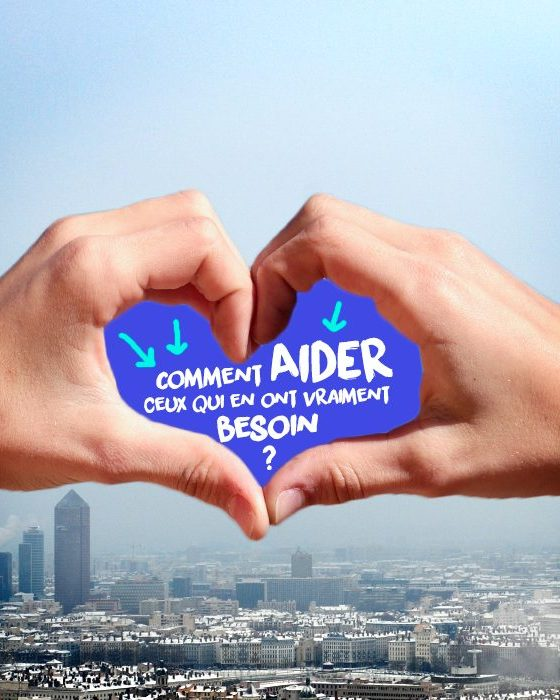 Aide SDF Lyon Citycrunch