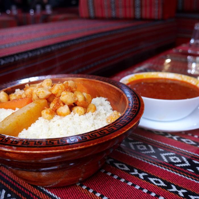 couscous Air du pays restaurant algérien Lyon CityCrunch