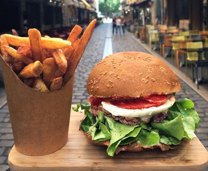 Meilleur burger de Lyon