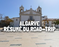 Road trip Guide Algarve Lyon Citycrunch