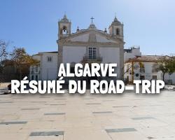 Road trip Guide Algarve Lyon Citycrunch