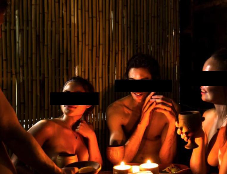Nudiste à Lyon