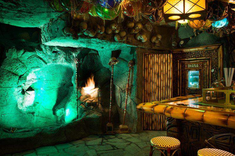 Bar nu à Lyon