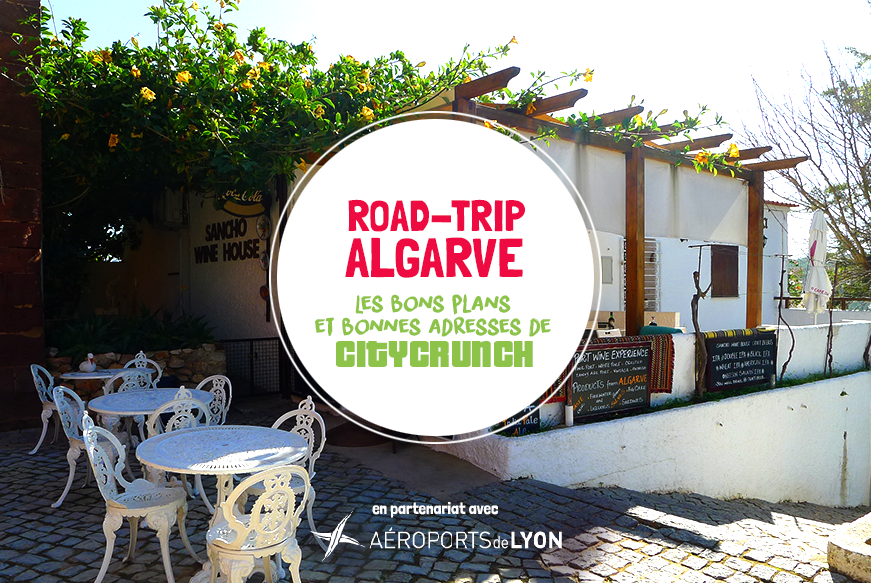 Guide Road-trip en Algarve Lyon Citycrunch