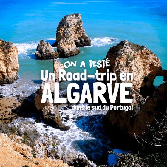 guide road-trip algarve Lyon CityCrunch